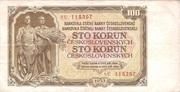100 Korun -  obverse