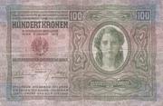 100 Korun – reverse