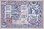 1000 Korun – obverse
