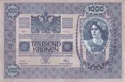 1000 Korun – reverse