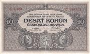 10 Korun 1919 – obverse