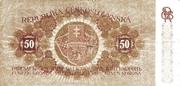 50 Korun 1919 – reverse