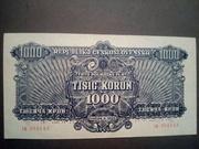 1,000 Korun – obverse