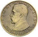 5 Sokolů (T. G. Masaryk) – obverse