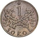 1 Sokol – reverse
