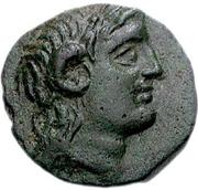 Bronze Æ18 -  obverse