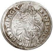 Groshen - Wenzel III (Teschen) – reverse
