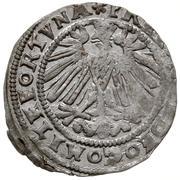 1 Groshen - Friedrich Casimir (Bielsko) – reverse