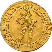 1 Ducat - Maximilian I. – obverse