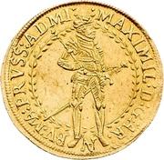 2 Ducat - Maximilian I. – obverse