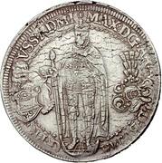 2 Thaler - Maximilian I. – obverse