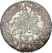 2 Thaler - Maximilian I. – reverse