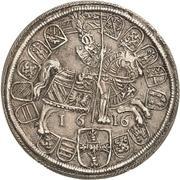 ½ Thaler - Maximilian I. – reverse