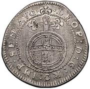 1 Groschen - Johann Caspar von Ampringen – reverse