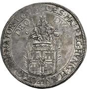 1 Thaler - Johann Caspar von Ampringen – reverse