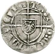 1 Schilling - Conrad III. von Jungingen (Danzig) – obverse