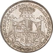 1 Groschen - Clemens August von Bayern (Death) – obverse