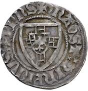 1 Schilling - Heinrich der Ältere von Plauen (Danzig) – obverse