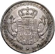 ¼ Thaler - Karl Alexander von Lothringen (Death) – obverse