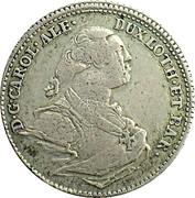 20 Kreuzer - Karl Alexander von Lothringen – obverse