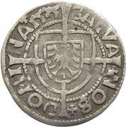 1 Groschen - Albrecht von Hohenzollern (Königsberg) – reverse