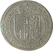 1 Thaler - Karl I. – reverse