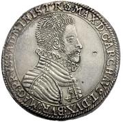 1 Thaler - Maximilian I. – obverse