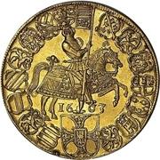 10 Ducat - Maximilian I. – reverse