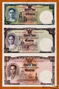 16 Baht (80th Birthday of King Rama IX) – obverse