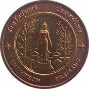 Medal - Chumphon Province -  obverse