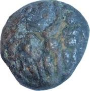Kasu - Raghunatha Nayak (Nayakas of Thanjavur) – obverse