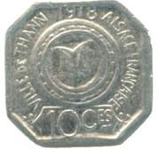 10 Centimes (Thann, Alsace) – reverse