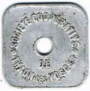10 Centimes - Société Coopérative (Thaon) – obverse