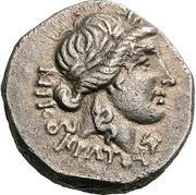 Drachm - Nikokrates, Philoxenides and Petraios – obverse