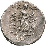 Drachm - Nikokrates, Philoxenides and Petraios – reverse