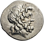 Stater - Nyssandros and Pherekrates – obverse