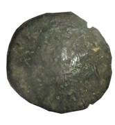 Billon Trachy - Latin Rulers of Thessalonika - Hendy Type C – obverse