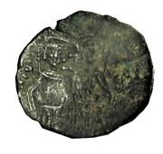 Billon Trachy - Latin Rulers of Thessalonika - Hendy Type C – reverse