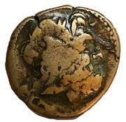 Bronze AE22 – obverse