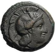Bronze Æ31 – obverse