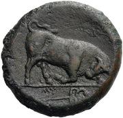 Bronze Æ31 – reverse