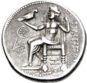 Tetradrachm (Imitation of Tetradrachm of Philip III of Macedon) – reverse