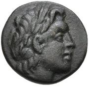 Bronze Æ27 – obverse