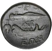 Bronze Æ27 – reverse