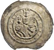 1 Brakteat - Otto IV. – obverse
