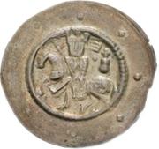 1 Brakteat - Heinrich II. – obverse
