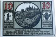 10 Pfennig (Dornburg an der Saale) – obverse