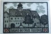 10 Pfennig (Dornburg an der Saale) – reverse