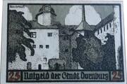 25 Pfennig (Dornburg an der Saale) – reverse