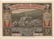 25 Pfennig (Bad Liebenstein) – obverse